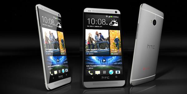 HTC One M7 16GB (chính hãng) có giao diện đẹp, dung lượng lớn