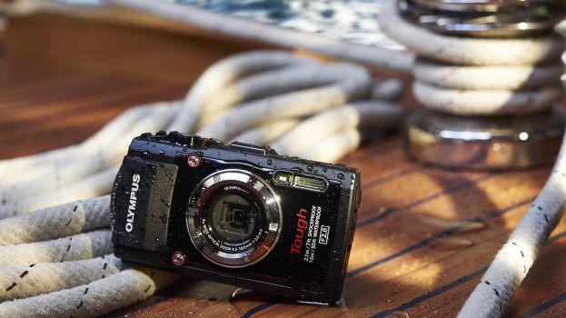 Olympus TG-3 là chiếc máy ảnh thích hợp để chụp trong những điều kiện khắc nghiệt