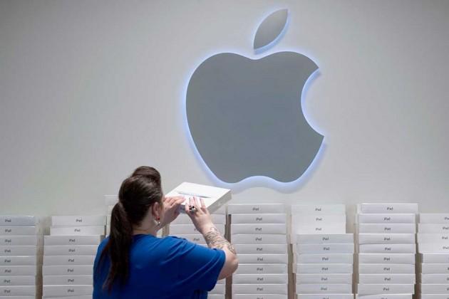 Apple: iPhone6 làm giảm lợi nhuận iPad