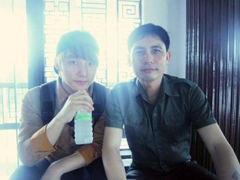 Sơn Tùng MTP và bố