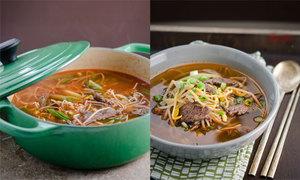 Món canh giá đỗ thịt bò rất dễ nấu, ăn vừa ngon vừa tốt cho sức khỏe.