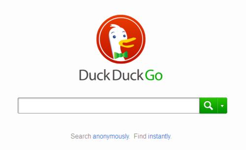 Công cụ tìm kiếm DuckDuckGo