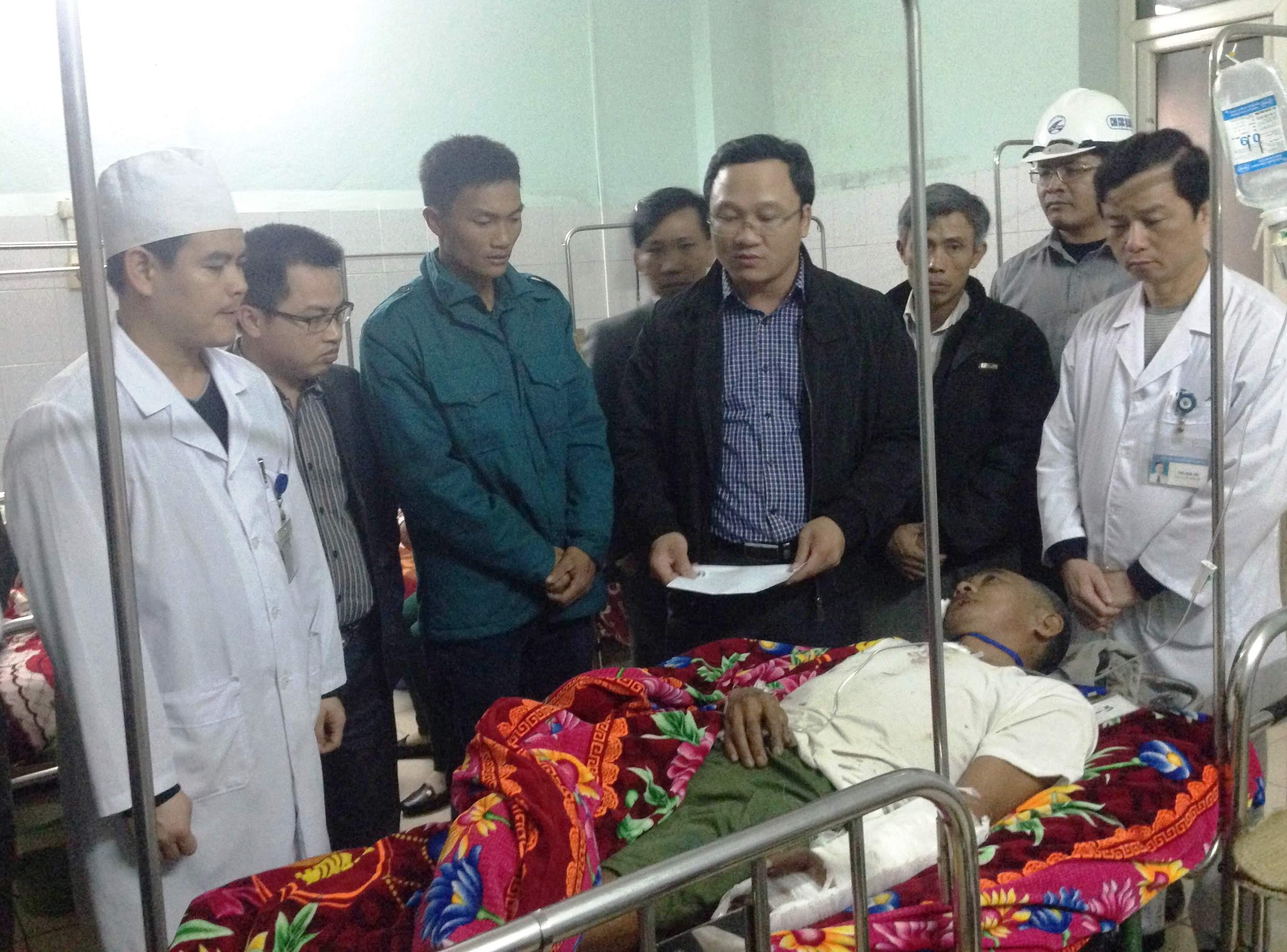 Bố mẹ cô dâu đều tử nạn trong vụ tai nạn giao thông tại Thanh Hóa