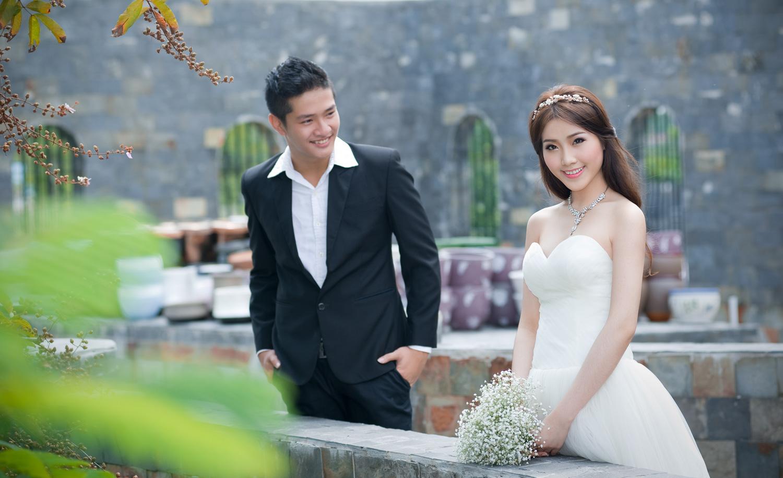 Kỹ thuật chụp ảnh đám cưới hiệu quả cần có thời gian rèn luyện và kinh nghiệm