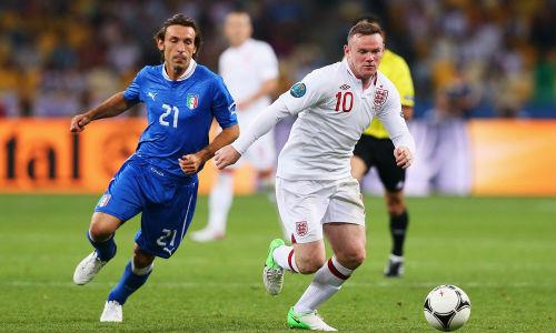 Kết quả trận đấu Anh - Italia World Cup 2014
