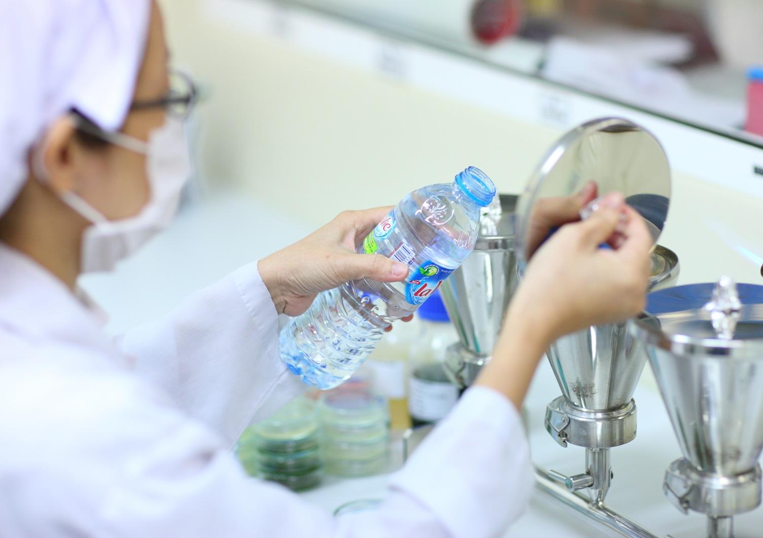 La Vie được Nestle Waters cam kết chất lượng bằng giải pháp  InfinityQS