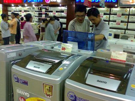 Trên thị trường hiện nay có nhiều loại máy giặt khác nhau