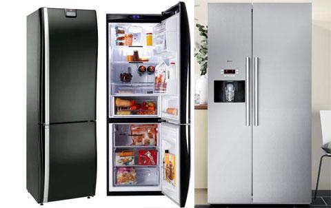 Chọn tủ lạnh với kiểu dáng phù hợp không gian nhà bếp