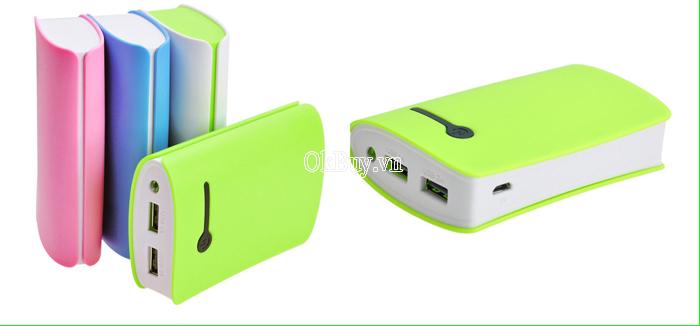 Người mua có thể chọn thiết bị đi kèm phù hợp cũng như loại pin dự phòng chất lượng