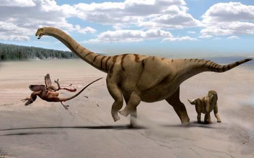 Sauropod khủng long cổ dài