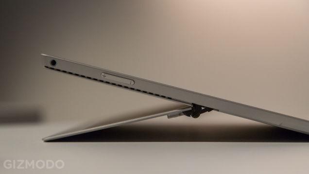 Microsoft Surface Pro 3 siêu mỏng và nhẹ