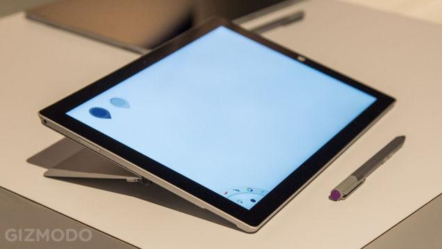 Microsoft Surface Pro 3 có bàn phím và bút