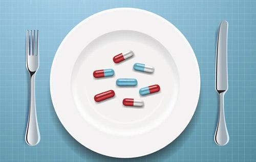Vitamin tổng hợp và thuốc theo toa