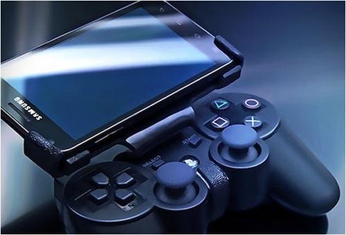 Đủ loại tay cầm chơi game (Game controller hoặc Gamepad):