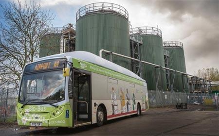 Theo tin tức khoa học công nghệ mới nhất hôm nay 27/11, nước Anh vừa cho lưu hành chiếc xe buýt đầu tiên mang tên Bio-Bus hoạt động hoàn toàn nhờ phân người và thực phẩm bị vứt bỏ