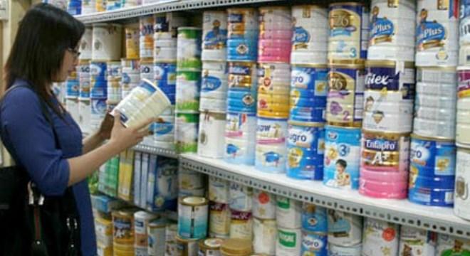 Các nhãn sữa cũ đã bị thay thế bởi các loại sữa mới có giá cao hơn
