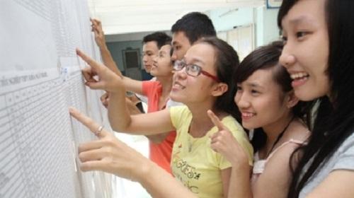 Các trường đại học khác cũng bắt đầu công bố điểm chuẩn dự kiến kỳ thi đại học 2014