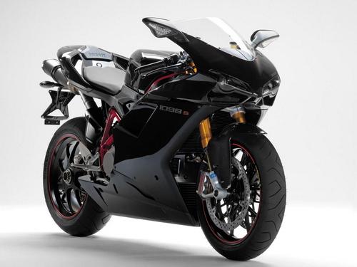 Ducati 1098S (271 km/h)