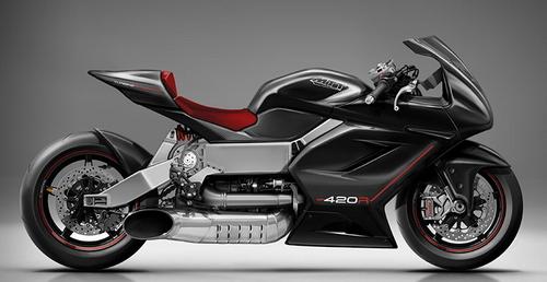MTT Turbine Superbike Y2K (365 km/h)