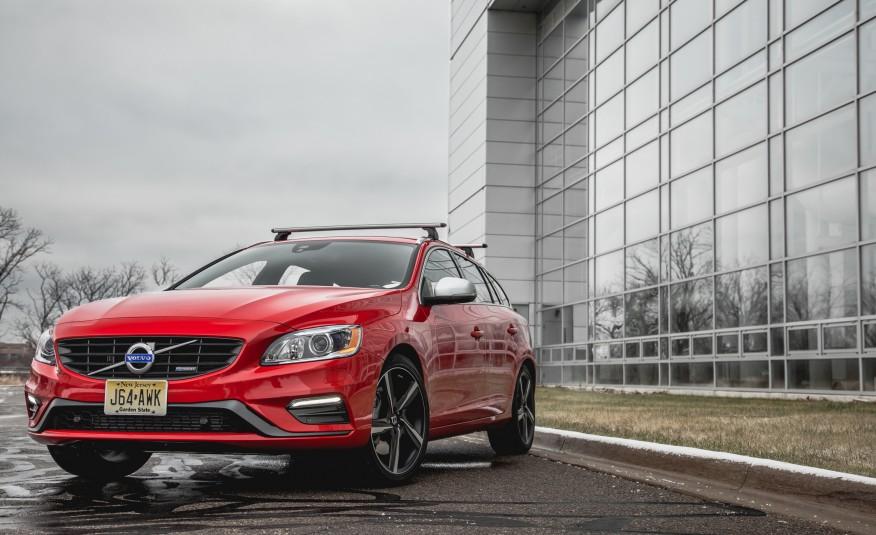 Phiên bản xe Volvo V60 2015 và được kỳ vọng là một huyền thoại như Nissan Skyline, Jaguars, BMW