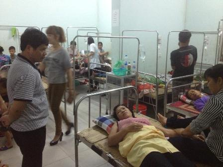 Những trường hợp ngộ độc nặng được cấp cứu tại Bệnh viện Đa khoa huyện Yên Dũng