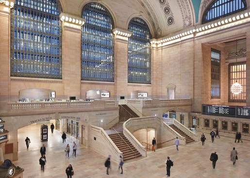Cửa hàng apple ở Grand Central