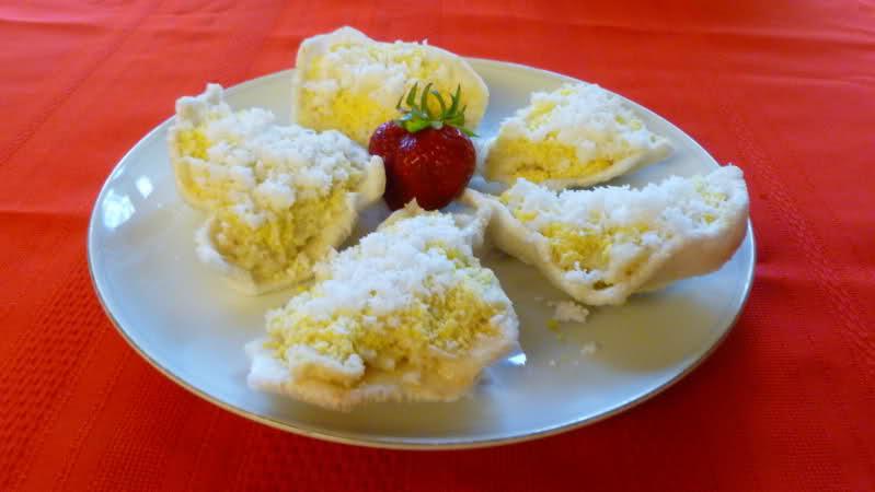 Bánh đa kê dân dã, thơm ngon, hấp dẫn mà hết thảy trẻ con lẫn người lớn đều ưa thích trong dịp lễ tết trung thu xưa
