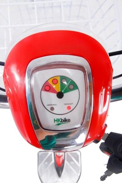 Khởi động xe đúng cách là một trong những cách bảo quản xe đạp điện