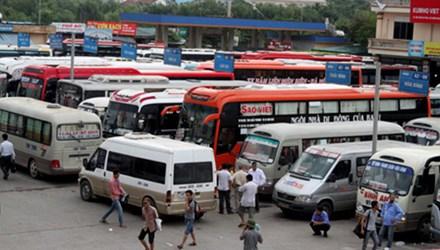 Dịp 2/9 năm nay, giá vé tàu xe ở Hà Nội vẫn giữ mức ổn định như ngày thường và không có đột biến