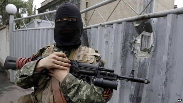 tình hình Ukraine mới nhất: cuộc đụng chạm với quân đội chính phủ tiếp tục xảy ra