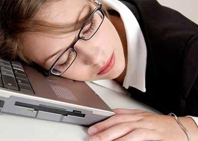 buồn ngủ khi làm việc