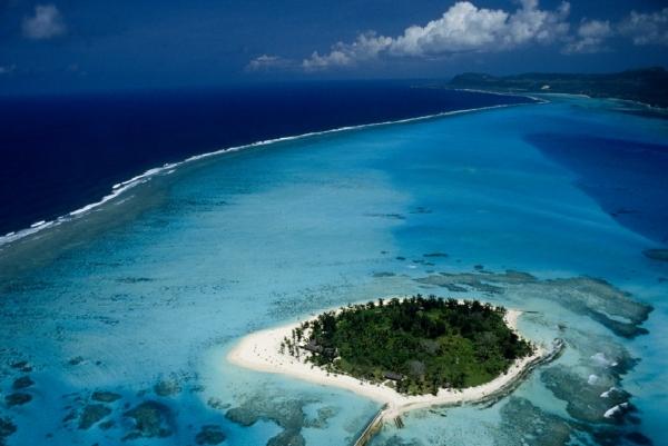 Rãnh Marian là vùng vực biển sâu nhất thế giới