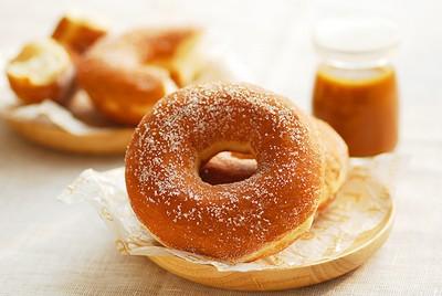 Cách làm bánh donut theo công thức dưới đây khá đơn giản