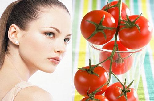 Kem làm trắng da hiệu quả tại nhà từ cà chua giúp làn da mịn màng, trắng sáng