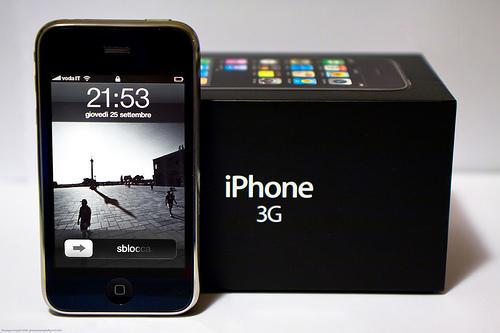 iPhone 3G có nhiều nâng cấp đáng kể so với phiên bản 2G