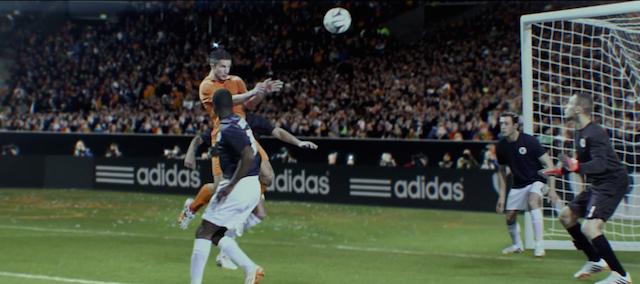 chiến dịch quảng cáo cho World Cup của Adidas