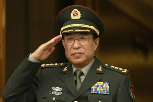 Tướng Từ Tài Hậu sở hữu nhiều tài sản có giá trị khi bị điều tra tội tham nhũng. Ảnh VnExpress