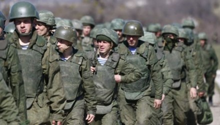 Mỹ gửi cố vấn quân sự tới Ukraine