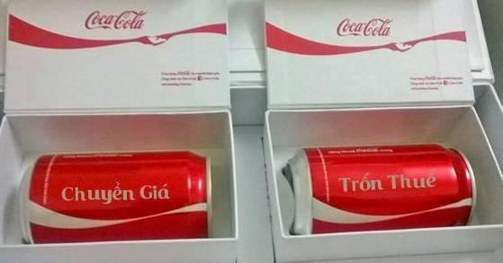 Tuy nhiên không phải ai cũng có phản ứng tích cực với chiến dịch quảng cáo này của Coca-Cola
