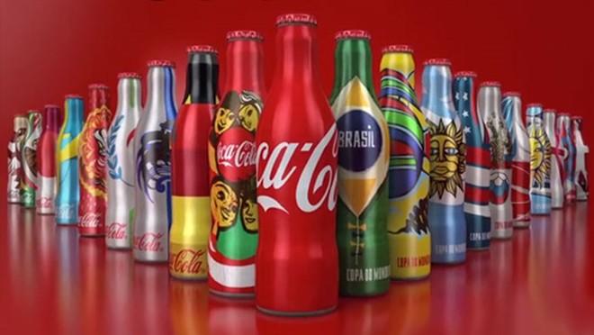 chiến dịch quảng cáo của coca cola