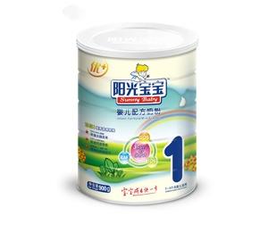 Hộp sữa bột Trung Quốc chứa côn trùng chứa nguy cơ gây hại cho trẻ