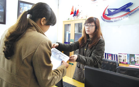 cuộc cạnh tranh của các hãng hàng không Việt