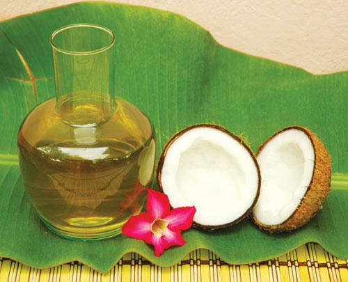 Dầu dừa có tác dụng chống nắng cho da