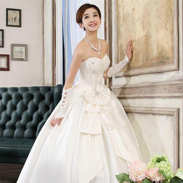 Váy cưới Thiên Đường tiết kiệm chi phí tối đa cho khách hàng