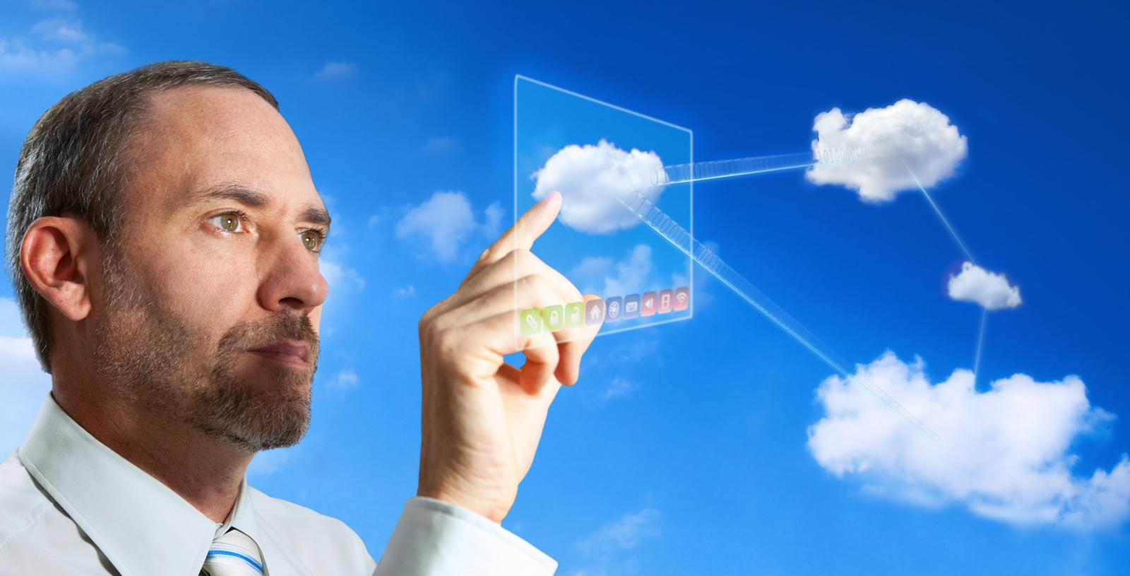 Các công ty công nghệ lớn đang chuyển sang dịch vụ điện toán đám mây lưu trữ
