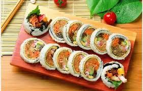 sushi phá hủy chế độ ăn kiêng