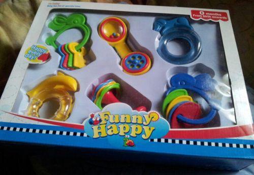 Đồ chơi trẻ em độc hại