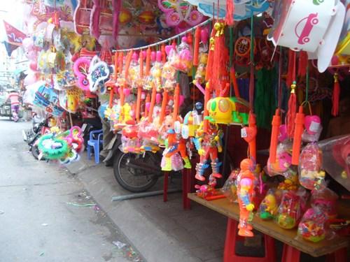Những món đồ chơi Trung quốc