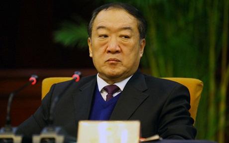 Nguyên Phó chủ tịch Hội nghị chính trị hiệp thương nhân dân Trung Quốc Tô Vinh