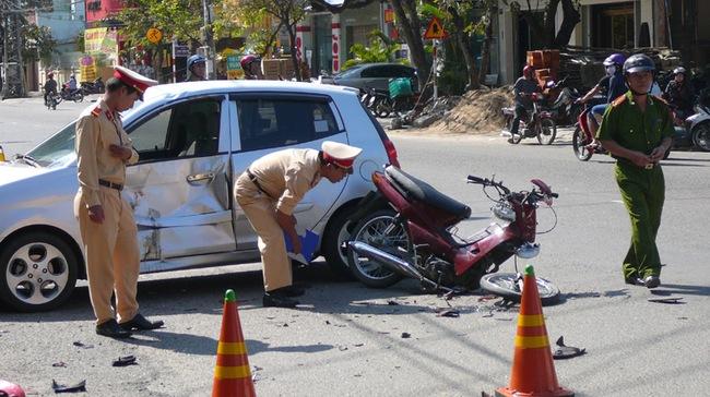 tin tức mới cập nhật hôm nay cho biết 164 người chết vì tai nạn giao thông trong 5 ngày nghỉ Tết